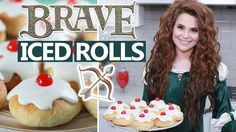 Today I made the Iced Rolls that are seen throughout the Disney movie Brave! Let me know down below what other videos you would like to see. *Order The Nerdy...
