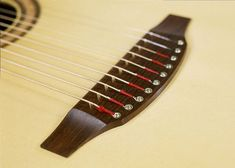 Image result for guitar bridge types