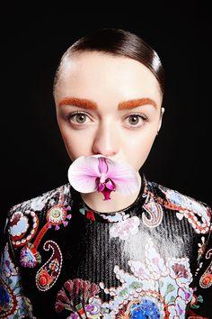 Maisie Williams for the Evening Standard Magazine | Tom & Lorenzo Fabulous & Opinionated