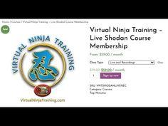Ninjutsu Bujinkan News: Memorial Day Sale 2021 - Virtual Ninja Training ...