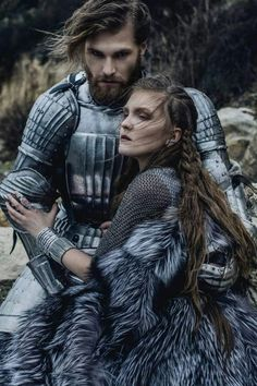 Medieval couple