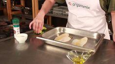Visite nosso site www.organomix.com.br/organomix-tv. Que tal uma receita orgânica, com requinte de chefe e muito fácil de fazer em casa? Este é o Filé de Pei...