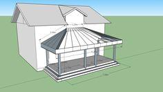 Bildresultat för valmat tak till uterum Gazebo, Outdoor Structures, Lighting, House, Google, Home Decor, Kiosk, Decoration Home, Light Fixtures