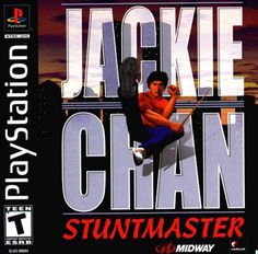 Jackie Chan Stuntmaster (Sony PlayStation for sale online Jackie Chan, Play Stations, Used Video Games, Classic Video Games, Ps Vita Games, Beat Em Up, Ultimate Games, Playstation Games, Xbox