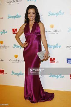 Miriam Pilhau attends the Dreamball 2013 charity gala at Ritz Carlton on…