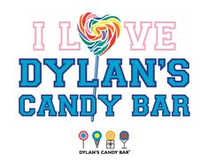 Dylan's Candy Bar...I have a really bad sweet tooth, and can find my favorites here...
