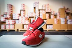 New Balance nhow opening pop up store