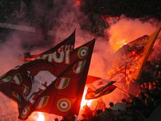 torino - ac milan, 2003, 0-3, interrupted match at half-time, because of invasion of the pitch by *roblfc1892