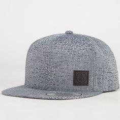 VOLCOM Nails Mens Snapback Hat