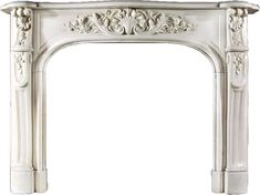 marble fireplace mantels french style floral beautiful  http://fireplacechicago.com/fireplaces-mantels-surrounds.html