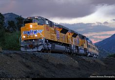 A Union Pacific Operation Lifesaver Special, traveling between Council Bluffs…