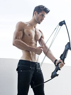 yes. I would like to learn archery from you sir.
