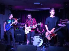 The Darling Buds supporting The Xcerts