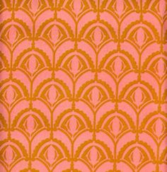 Fabric 'Plume in Rose' by Anna Maria Horner (USA). Our online store sells to Wellington.