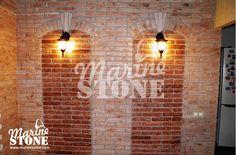 Мастерская MarineStone - Декоративный Старый кирпич  из гипса от производителя в Иркутске, Ангарске
