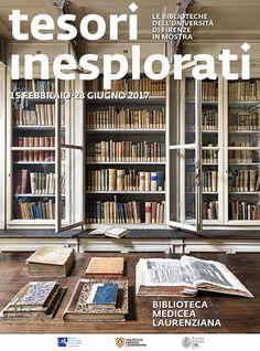 """Galleria Medievale: """"Tesori inesplorati. Le Biblioteche dell'Università di Firenze in mostra"""""""