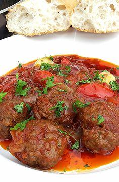 Marhahús golyók csípős zöldségraguval Limousin, Beef, Food, Meat, Essen, Meals, Yemek, Eten, Steak