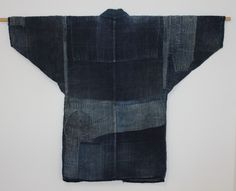 古布 木綿 麻 襤褸 Japanese Antique Textile Noragi Hemp Boroの画像:京都から古布のご紹介