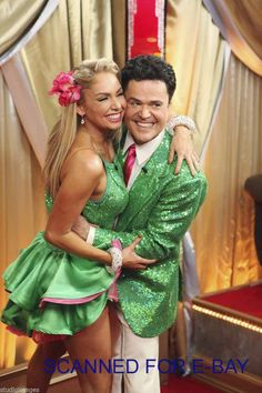 DWTS Season 9 Fall 2009 Donny Osmond and Kym Johnson