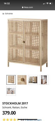 Stockholm, Rattan, Divider, New Homes, Cabinet, Bedroom, Storage, House, Home Decor