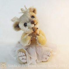 Linda By Iveta Rakova - Bear Pile
