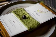 Tuplanbe: menu cards | Blog de bodas | Las mejores ideas para crear una boda a tu medida