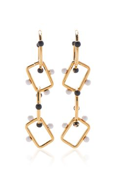 Marni Big Chain Earrings