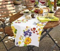 Výsledek obrázku pro prostřený stůl jaro