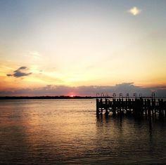 #sunset #pier #resort #sanibel #florida