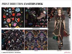 The Indispensable Autumn/Winter 17/18 Collection - 4 X Print Trend Report Bundle | Patternbank