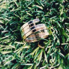 Spirale dinh van ring see by @mediumasia #dinhvan #paris #jewels #jewelry #spirale #ring #gold