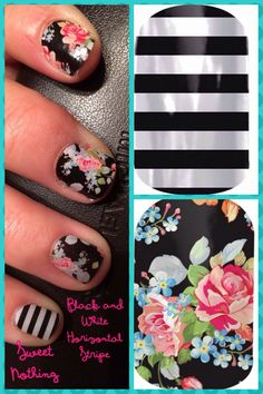 Get pretty nails like this at jamwithslater.jamberrynails.net