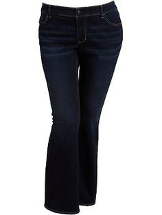 Women's Plus The Rockstar Boot-Cut Jeans | Old Navy