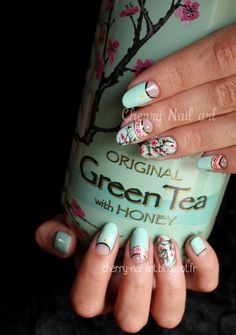 nail-art-arizona-aquarelle-acrylique                                                                                                                                                                                 Plus