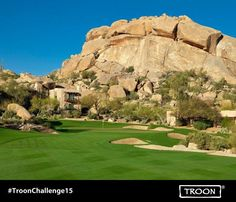 The Boulders is hosting 2015 Troon Challenge regional qualifying on Sunday, August 2nd, 2015. Troon Challenge qualifying events, sponsored by Callaway Golf, are contested over several of the finest golf courses in the United States. Winners get a chance to experience Scottsdale and to compete in the national finals at Troon North Golf Club.