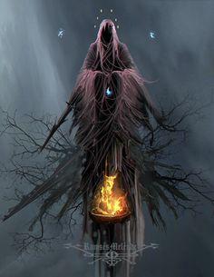 by ramsesmelendeze on DeviantArt Ramses, Sinners Prayer, Lovecraftian Horror, Demon Art, Monster Art, Character Concept, Concept Art, Skyrim, Fantasy Creatures