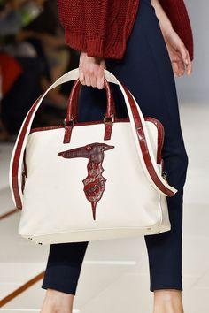Trussardi 1911 at Milan Fashion Week Spring 2015 - StyleBistro
