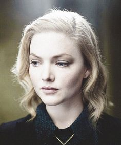 faceclaim: holliday grainger