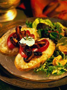 Smoked Idaho® Potatoes   Recipe on idahopotato.com