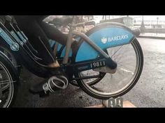 Teaser Trailer for Boris Bike Spin Class projects