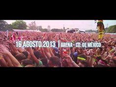 DASH BERLIN MEXICO TOUR 2013