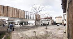 Centro Sociocultural en Reinosa - alcolea+tárrago arquitectos