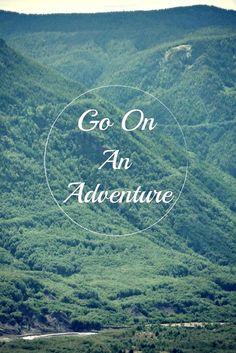 Go on an adventure (by -HannahKemp)