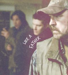 ''Like a father.'' / Bobby Singer / I miss Bobby :(