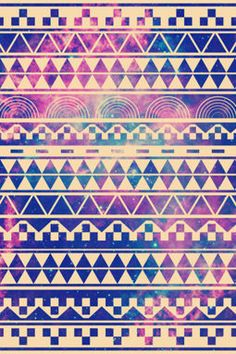 Very cute Aztec iPhone background!! :)