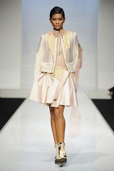 Jonathan Liang, KLFW 2014 #travelshopa #kl #runway #fashionweek