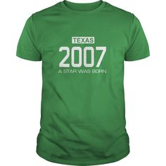 Texas 2007 Shirts Born in Texas T Shirt Hoodie Shirt VNeck Shirt Sweat Shirt Youth Tee for Girl and Men and Family =>   								Texas 2007 Shirts Born in Texas T Shirt Hoodie Shirt VNeck Shirt Sweat Shirt Youth Tee for Girl and Men and Family  								  								  								  		  			5.3 oz., pre-shrunk 100% cotton  			Dark Heather is 50/50 cotton/polyester  			Sport Grey is 90/10 cotton/polyester  			Double-needle stitched neckline, bottom hem and sleeves  			Quarter-turned  			Seven-eighths…
