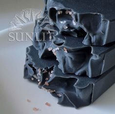 Items similar to Detox Activated Charcoal Soap - Peppermint and May Chang Essential Oils - Coconut Milk Soap Bar - Pratique by Sunlit Soap on Etsy Activated Charcoal Soap, Natural Cosmetics, Soap Making, Peppermint, Cocoa, Artisan, Candy, Homemade, Chocolate