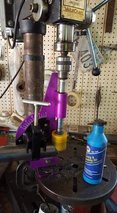 """""""The Ol' Joint Jigger is a must have for any metal fabrication shop. It is quite capable and efficiently cuts through up to 1-1/2"""" sch 80 extra heavy duty pipe providing precision copes through a wide range of angles. I recommend the use of a high quality bi-metal bit and copious amounts of cutting oil. The cheaper imitations are exactly that. This is a quality tool."""" -rFab1227 from KS"""