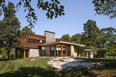Lake flato takes top honors at the 2013 aia sa awards - Stonington residence by joeb moore partners ...